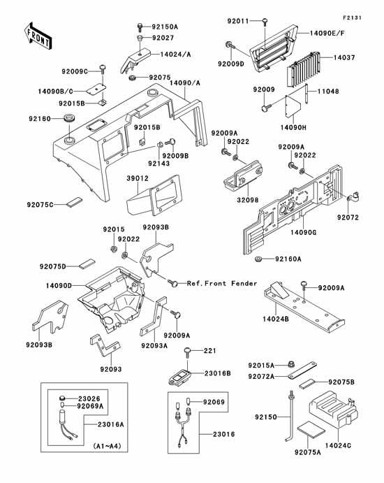 kawasaki mule fuel filter number kawasaki mule parts diagram 3010 mule fuel filter