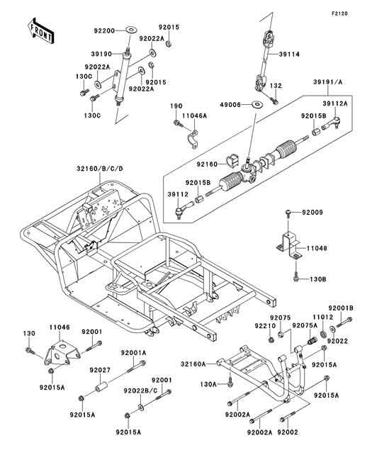 kawasaki mule 3010 sel wiring diagram kawasaki mule