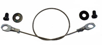 KD0004K Tail Gate Cable with Screws and Washers