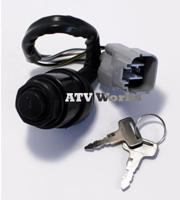 ATV Parts Se. Kd1244 Mule 3010 Ignition Switch. Kawasaki. 3010 Kawasaki Mule Kaf950b Parts Diagram At Scoala.co