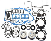 Kawasaki KAF620 Engine Rebuild Kit with .50 Oversize Pistons and Rings
