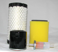 Kawasaki Mule 3010 Filter Kit
