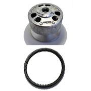 Drive Clutch Rebuild Kit Diesel Engine Converter Drive for 49093-1052 /& 49093-1064 Kawasaki Mule 2510 3010