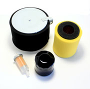 Kawasaki Mule 610/600 Filter Kit W/Converter Air Filter