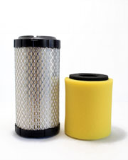 Kawasaki Mule Air Filter Kit