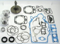 Kawasaki KAF620 Engine Rebuild Kit with Camshaft and .50 Oversize Pistons and .50 Rings