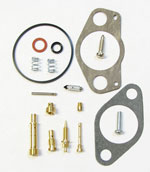 Mule 2510 Carburetor Kit