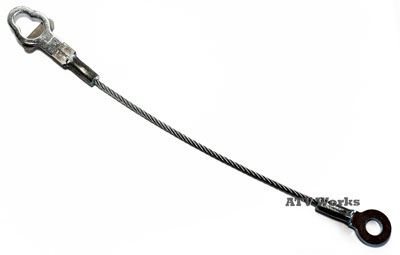 Aftermarket Polaris Ranger Tail Gate Cable