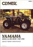 XRM490 Yamaha Repair Manual