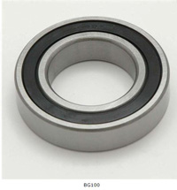 XBG100 Bearing 62 X 14 X 34 mm 6007-2RS
