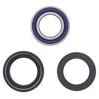 Pair of Front Wheel Bearing Seal kit for Honda Rancher TRX420 FPE FPM 09~13