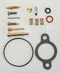 KCR550 Kawasaki Mule 550 / 520 Carburetor Kit