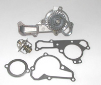KD2066TK Mule / John Deere Water Pump and Thermostat Kit