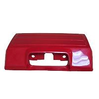 XMP609 TRX300 Trunk Lid - Red