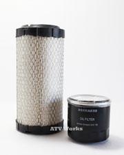 Kawasaki Mule Fxt Oil Filter Part Number
