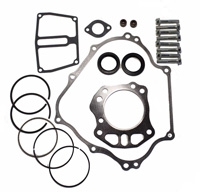 RK610 Mule 600 610 Engine Rebuild Kit w/ Rings